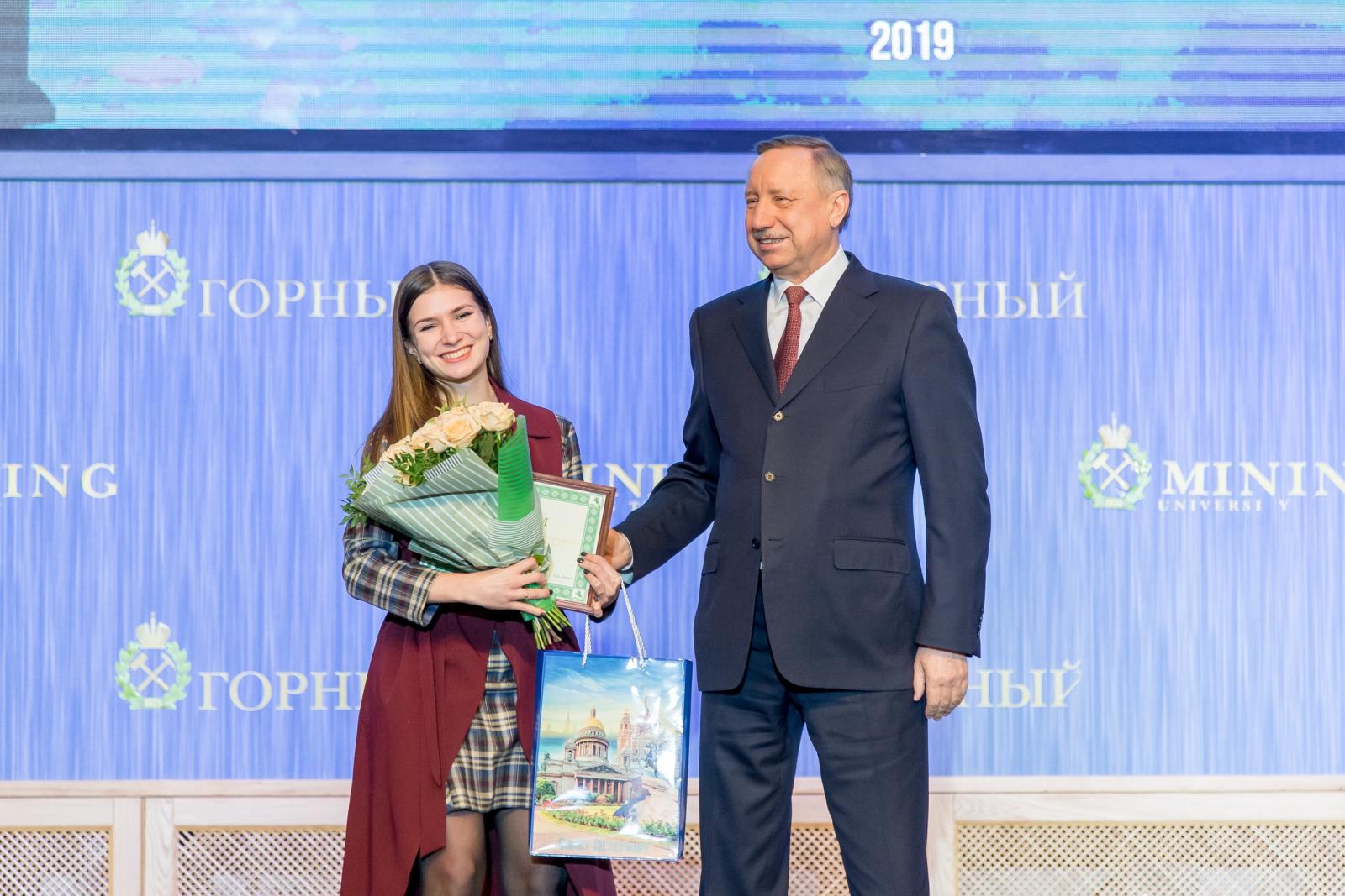 Политехников наградили на Ассамблее молодых ученых и специалистов