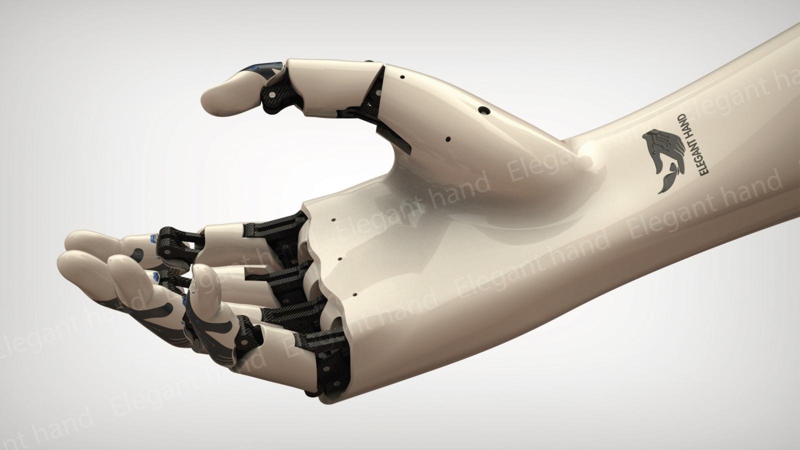 Разработка и анализ функционального протеза предплечья с электромиографической системой управления