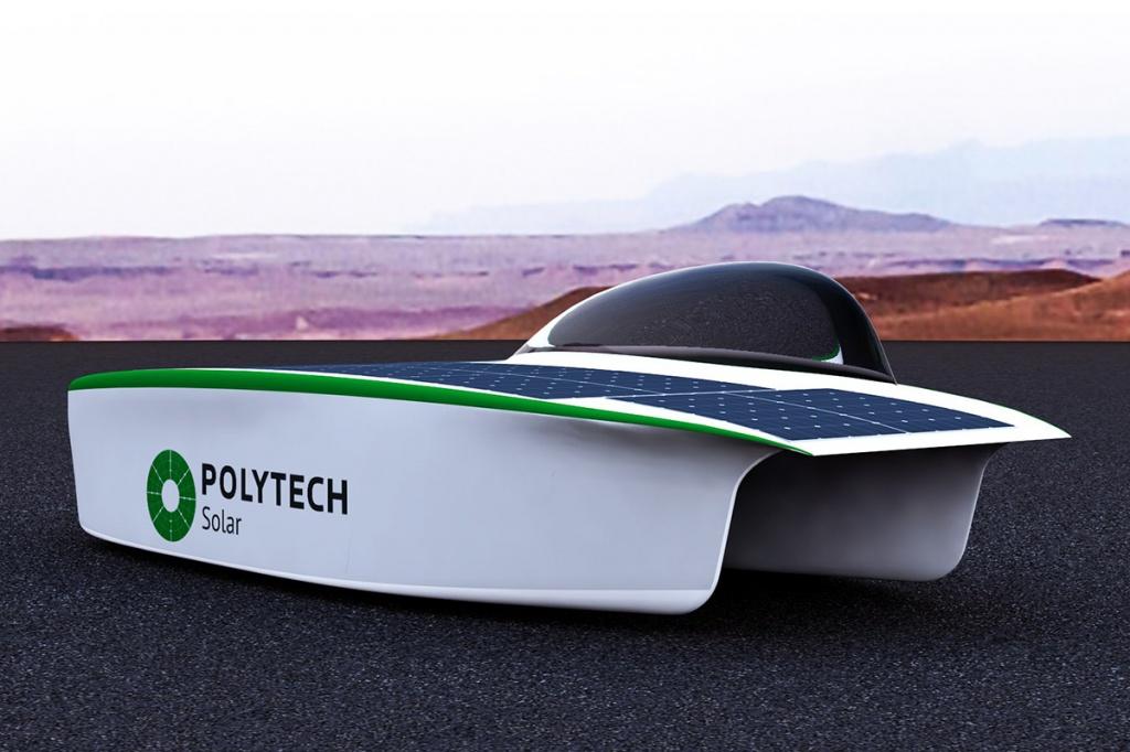 Разработка автомобиля на солнечных батареях