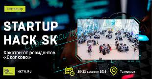 Startup Hackathon Sk