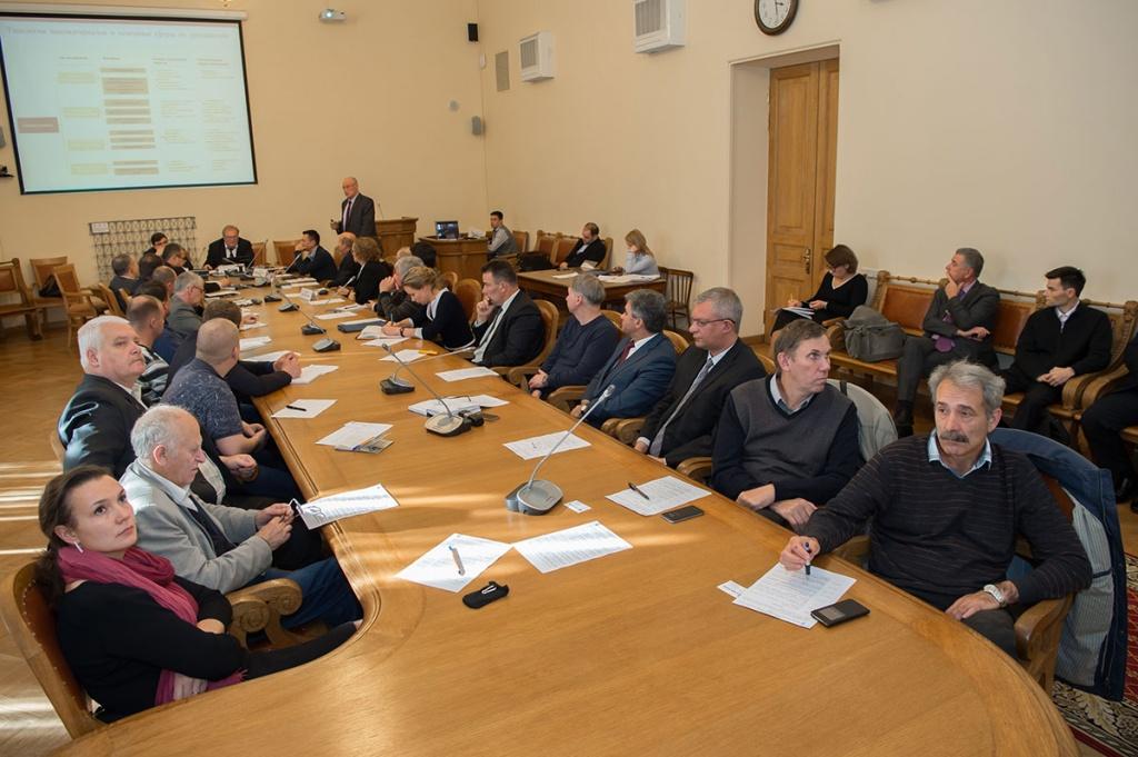 В СПбПУ обсудили применение современных композиционных материалов в судостроении и морской технике