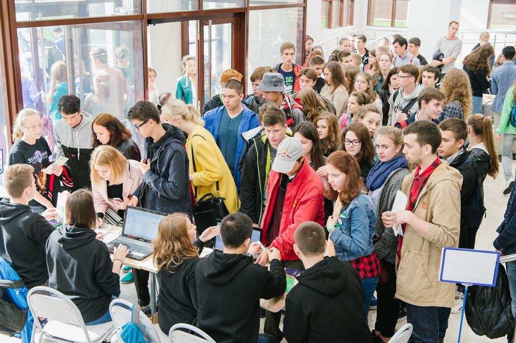 Фестиваль «Полифест» – в атмосфере науки, молодости, инноваций и отличного настроения!