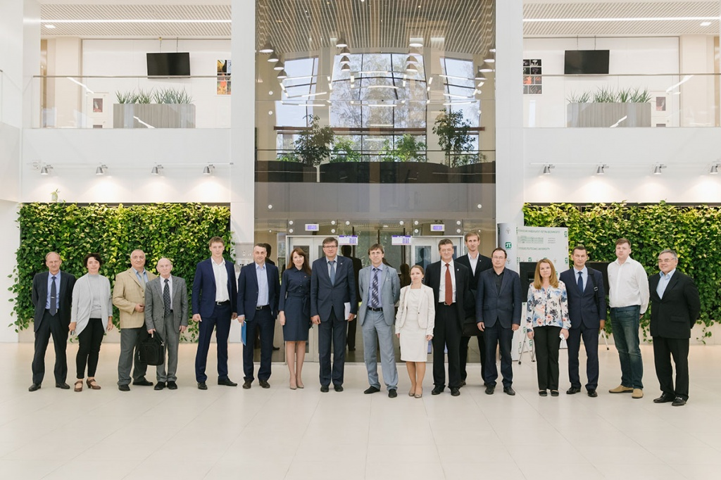 СПбПУ расширяет сотрудничество с предприятиями нефтегазового комплекса
