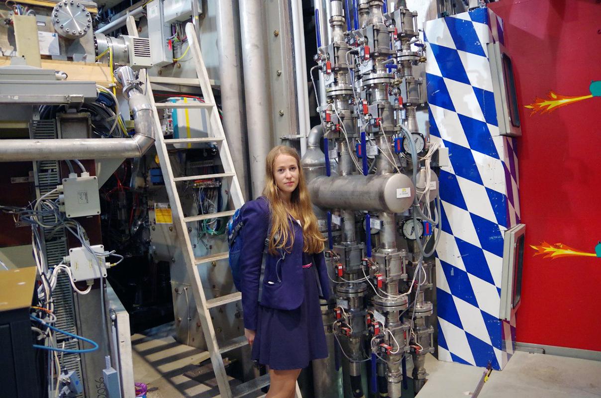 Если очень захотеть: аспирантка Политеха о стажировке в ITER и учебе в трех аспирантурах