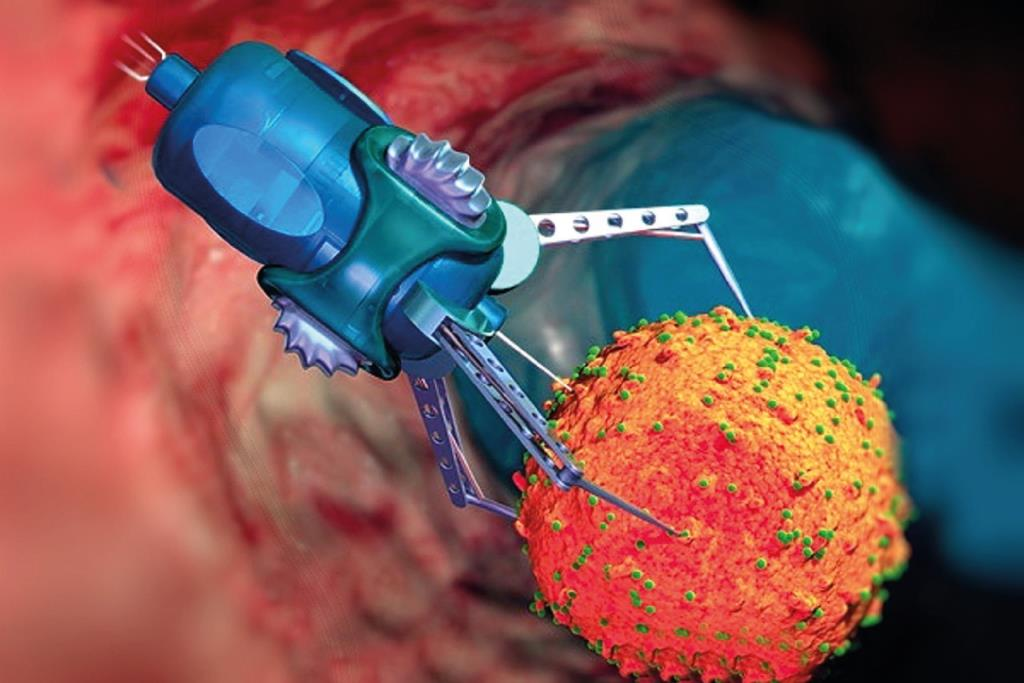 Ученые СПбПУ разработали микрокапсулы для доставки препаратов к раковым клеткам