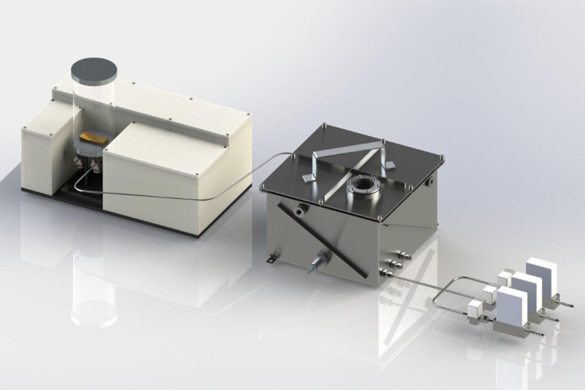 Ученые в СПбПУ разработали сенсоры, способные определять токсичные примеси в воздухе и жидкостях