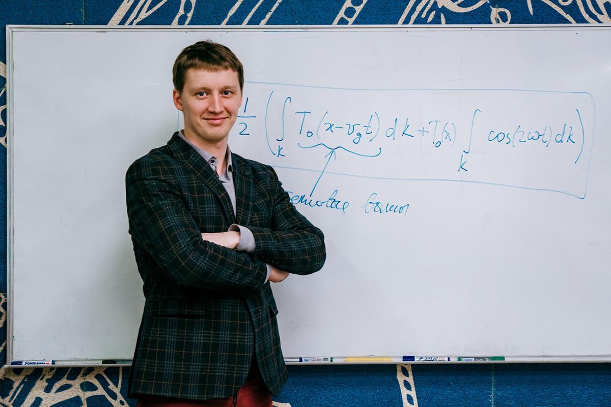 Ученый СПбПУ выиграл персональную стипендию имени Ж.И. Алфёрова