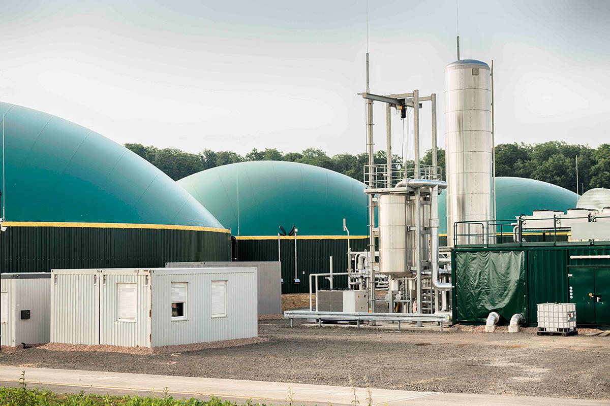 Углерод усилит выработку биогаза для энергетики