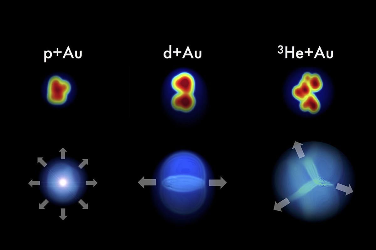 Ученые Политеха в поисках первичной материи Вселенной