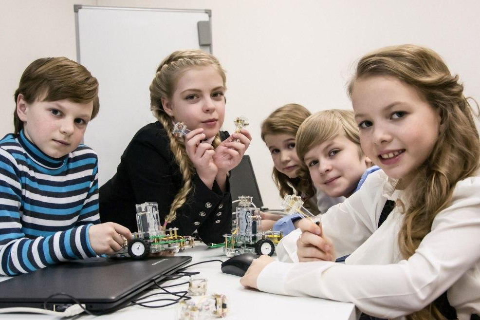 School students from Russia and Finland to be trained in the technologies of Industry 4.0