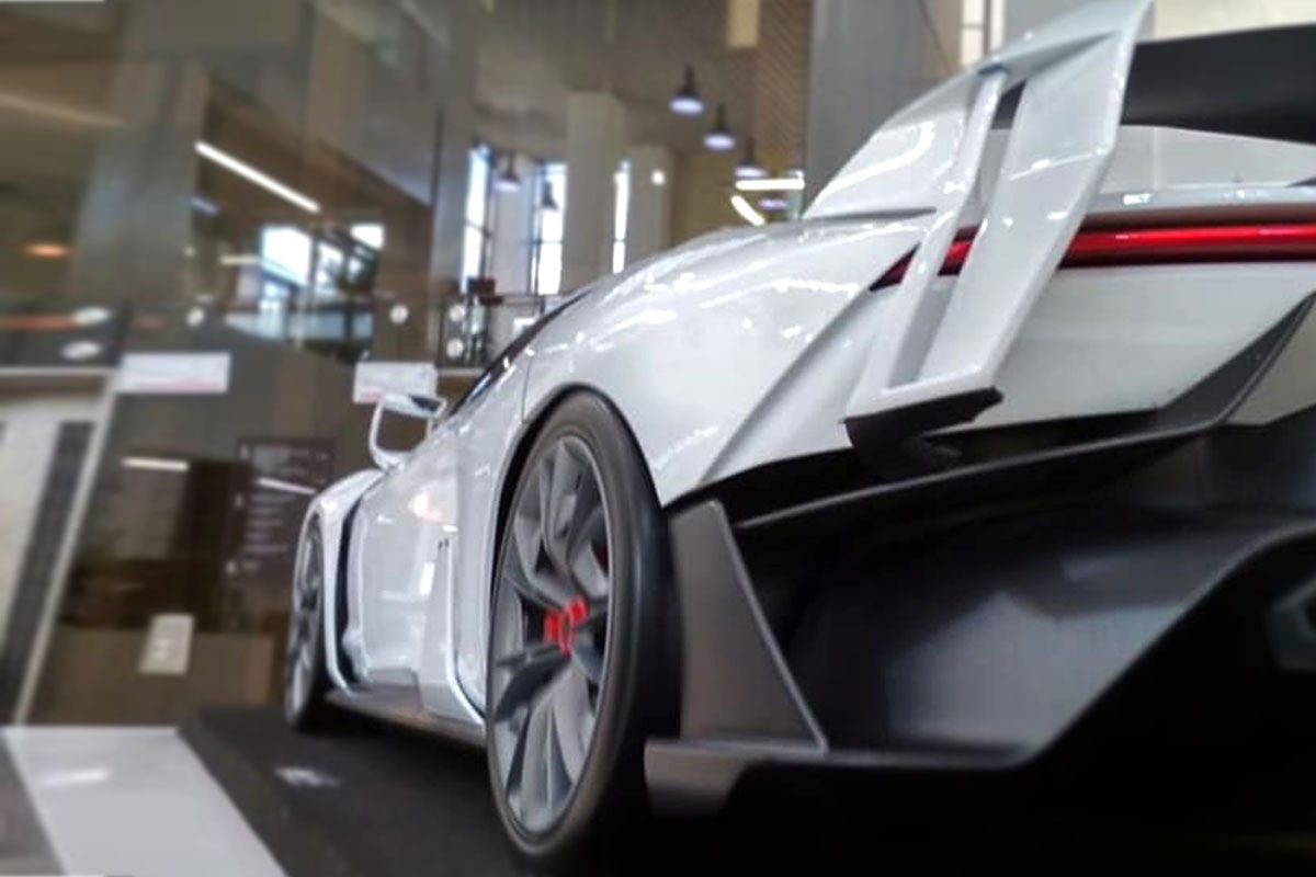 The Year of Science and Technology. The month of new production technologies and materials. ItalDesign Days in Russia